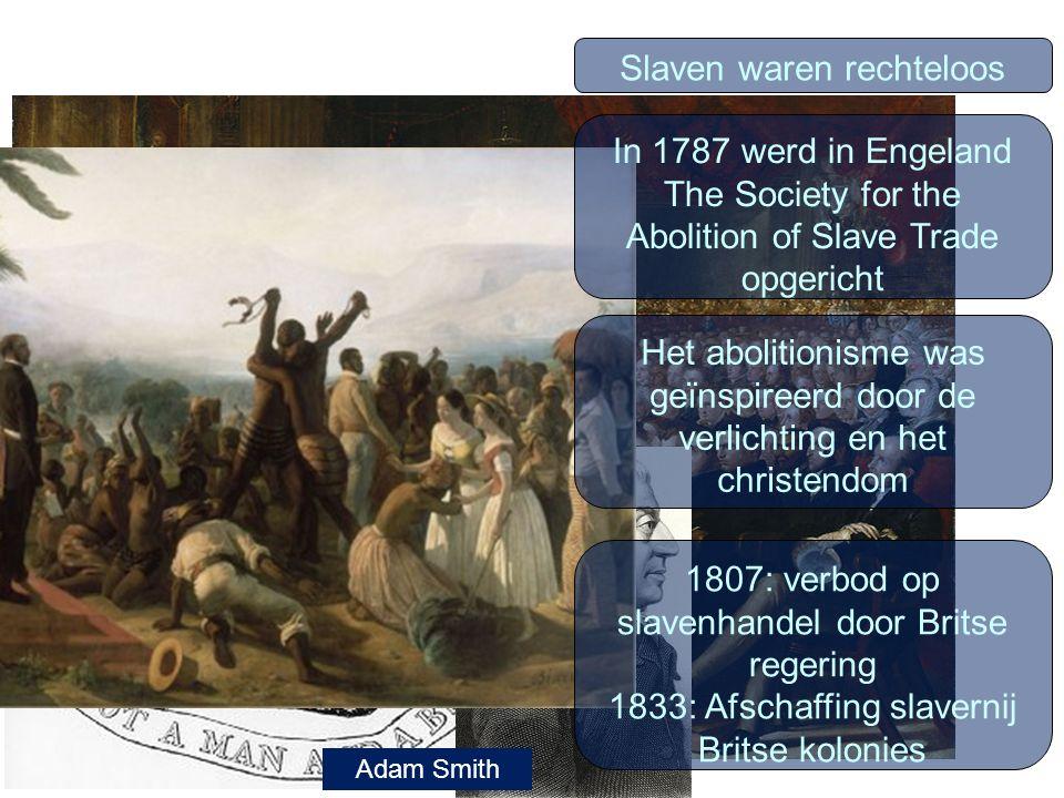 Slaven waren rechteloos