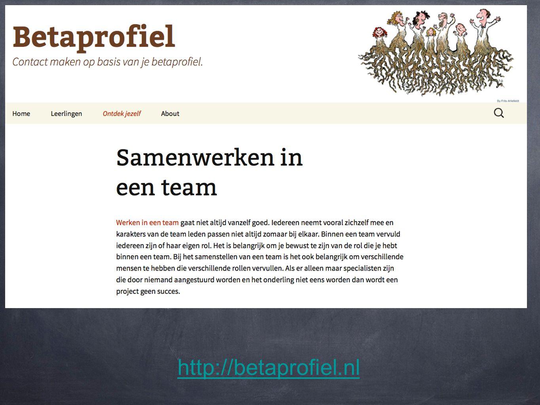 http://betaprofiel.nl