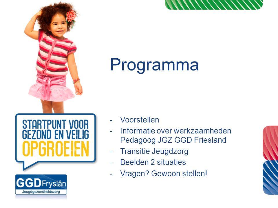 Programma Voorstellen