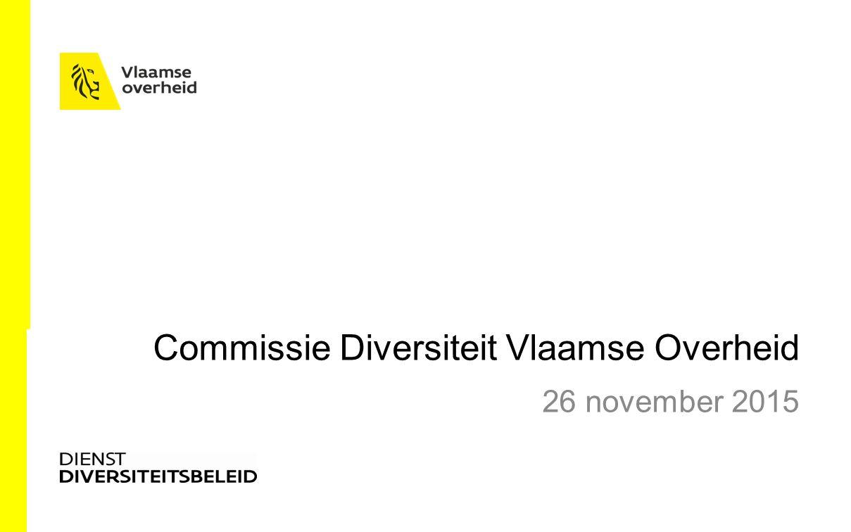 Commissie Diversiteit Vlaamse Overheid