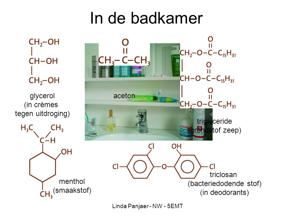 (bacteriedodende stof)