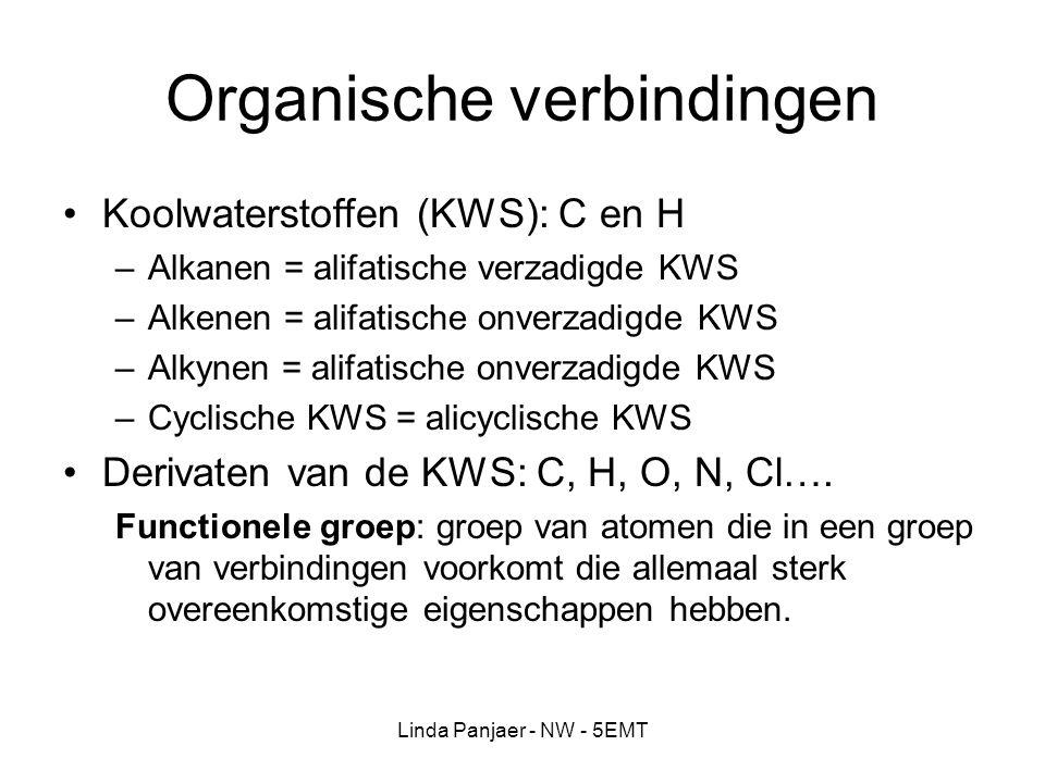Organische verbindingen