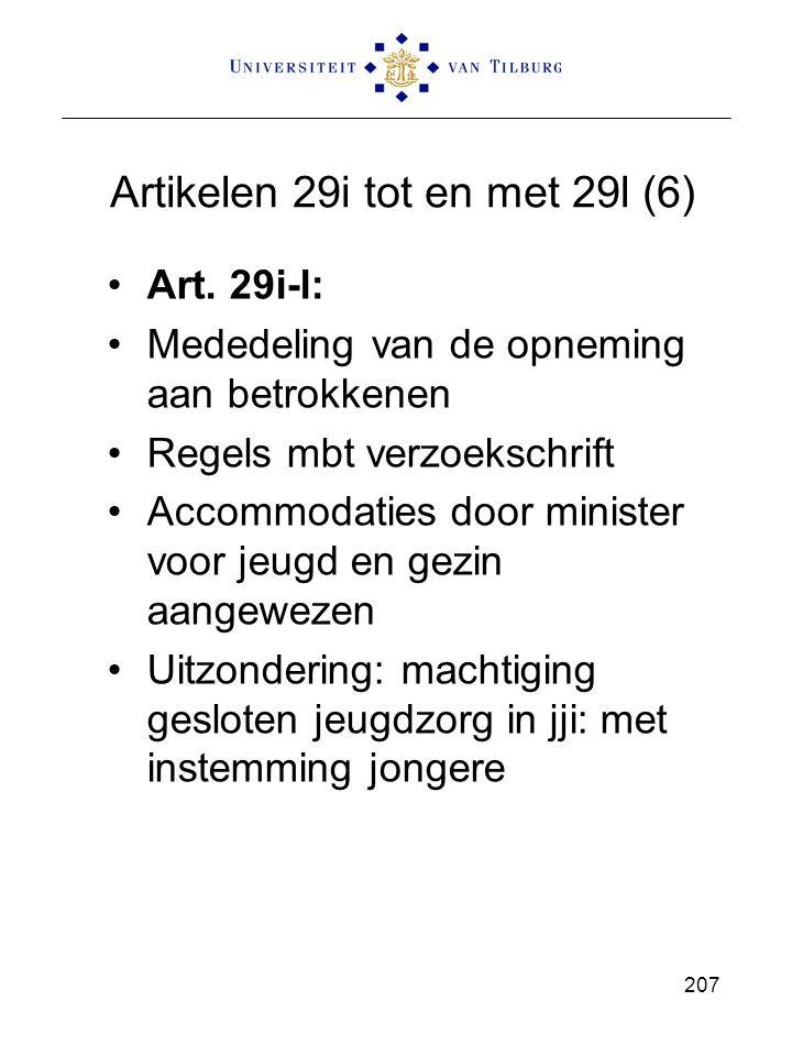 Artikelen 29i tot en met 29l (6)
