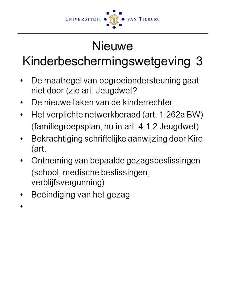 Nieuwe Kinderbeschermingswetgeving 3