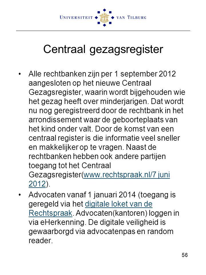 Centraal gezagsregister