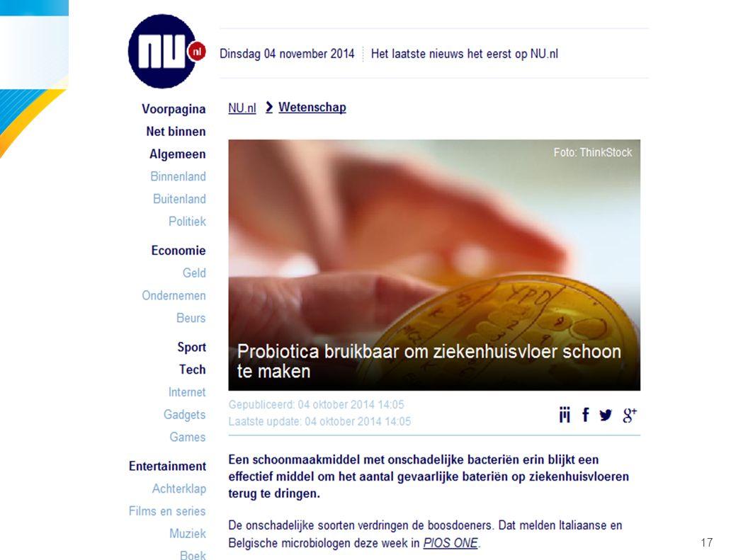 Huilbaby en probiotica