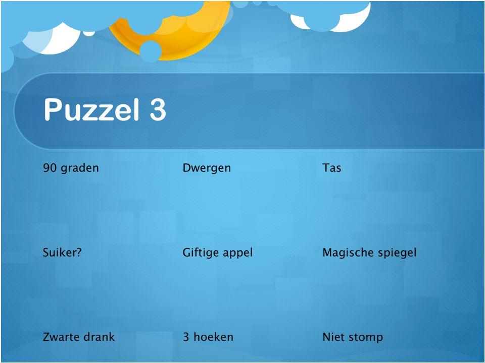 Puzzel 3