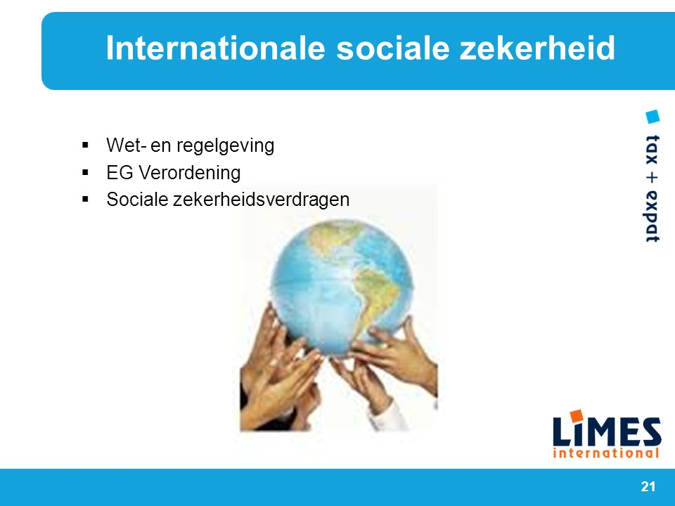 Internationale sociale zekerheid