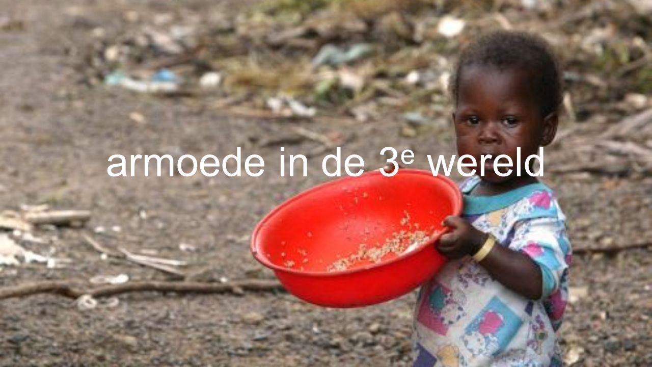 armoede in de 3e wereld