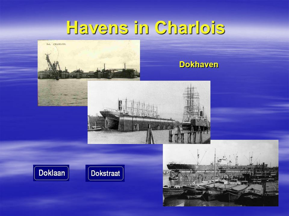Havens in Charlois Dokhaven