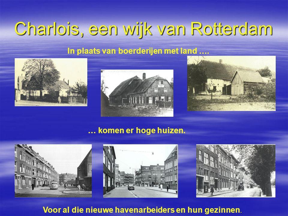 Charlois, een wijk van Rotterdam