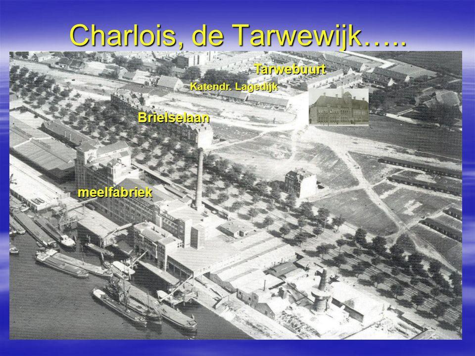 Charlois, de Tarwewijk…..