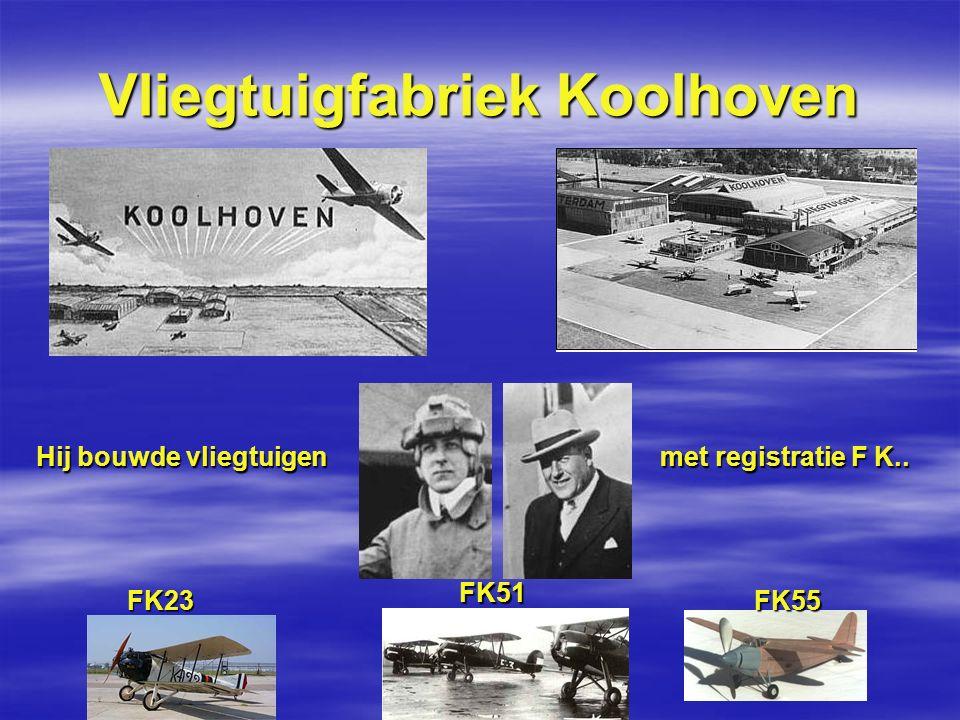 Vliegtuigfabriek Koolhoven