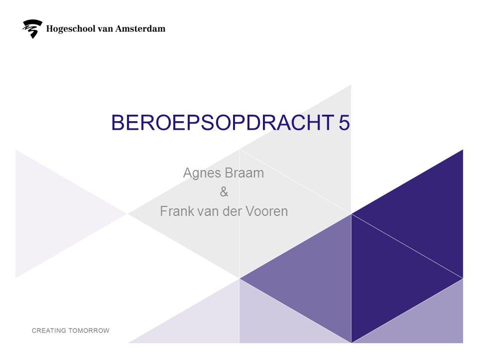 Agnes Braam & Frank van der Vooren
