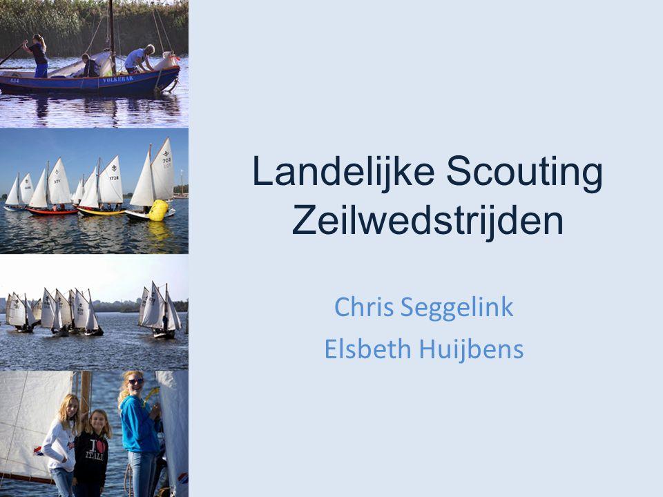 Landelijke Scouting Zeilwedstrijden