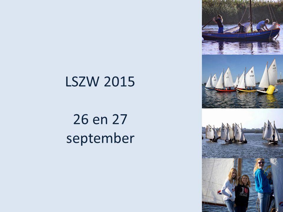 LSZW 2015 26 en 27 september