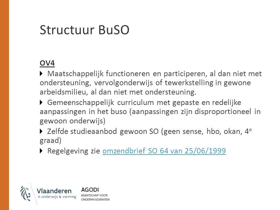 Structuur BuSO OV4.