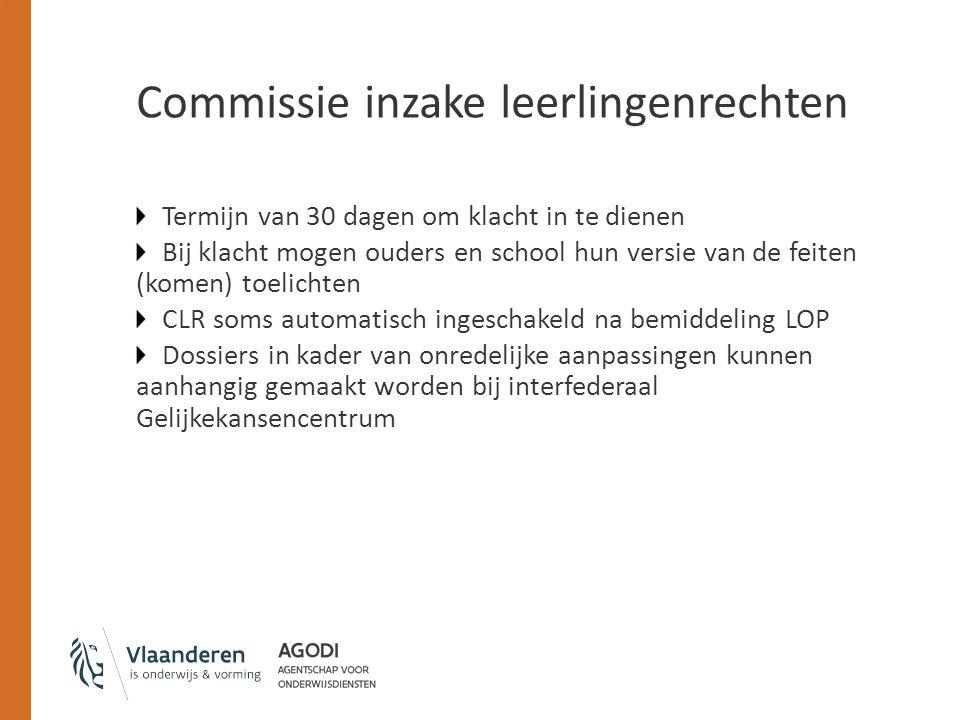 Commissie inzake leerlingenrechten