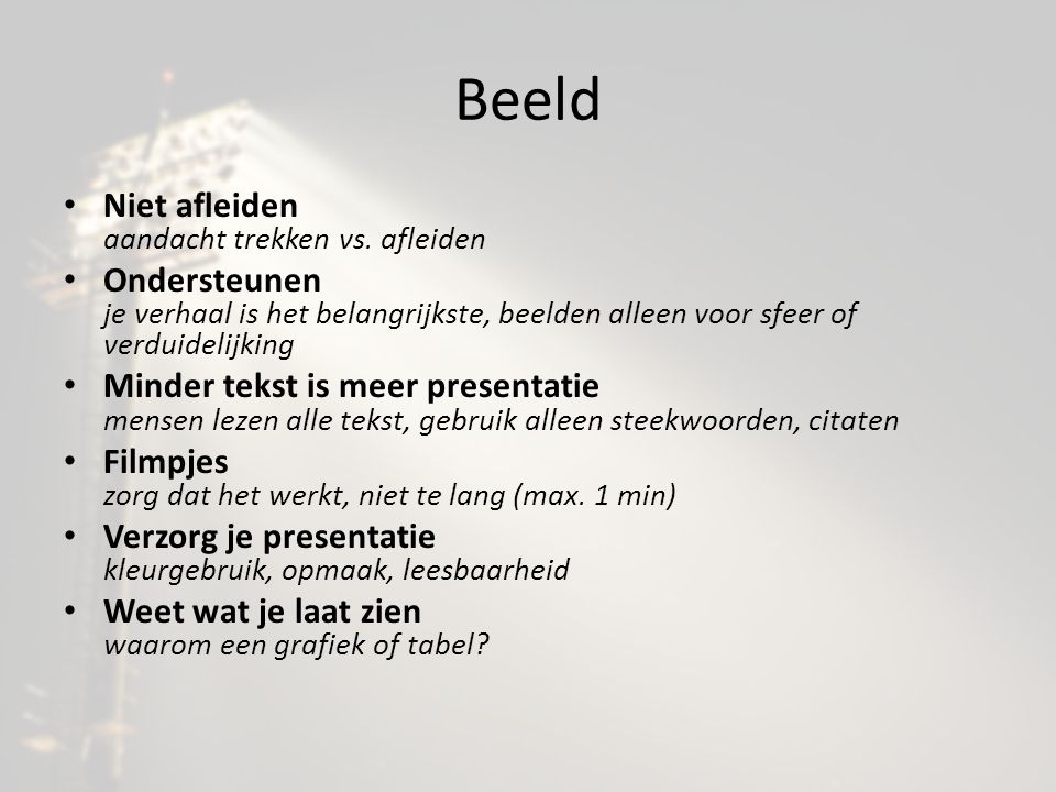 Citaten En Bibliografie Werkt Niet : Je sectorwerkstuk presenteren ppt video online download