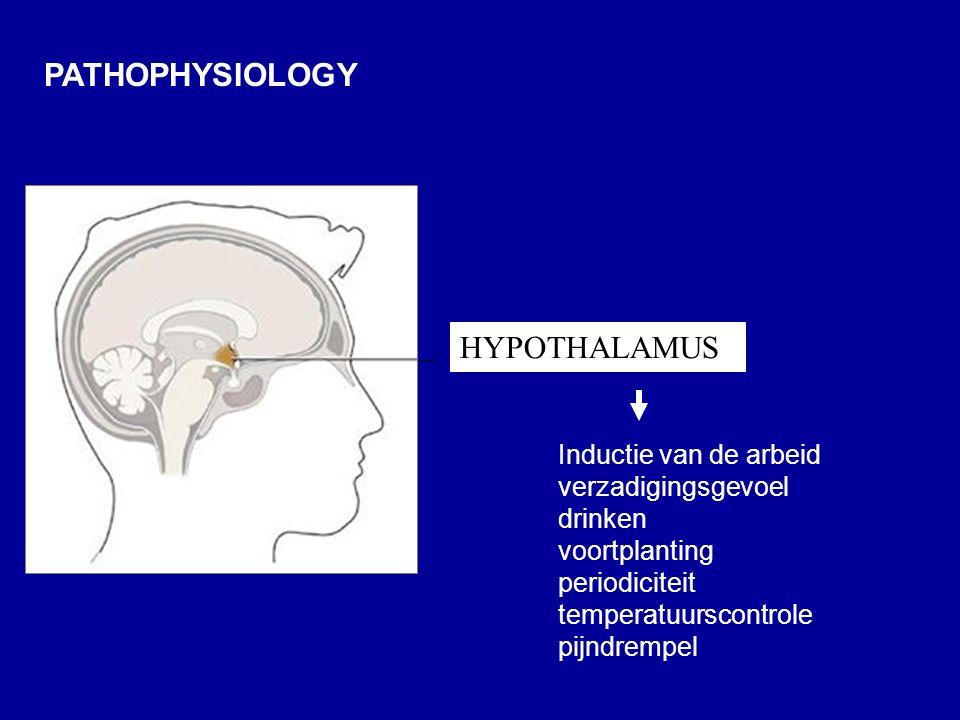 PATHOPHYSIOLOGY HYPOTHALAMUS