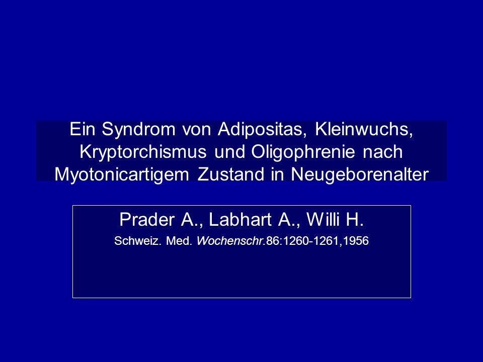 Prader A., Labhart A., Willi H.