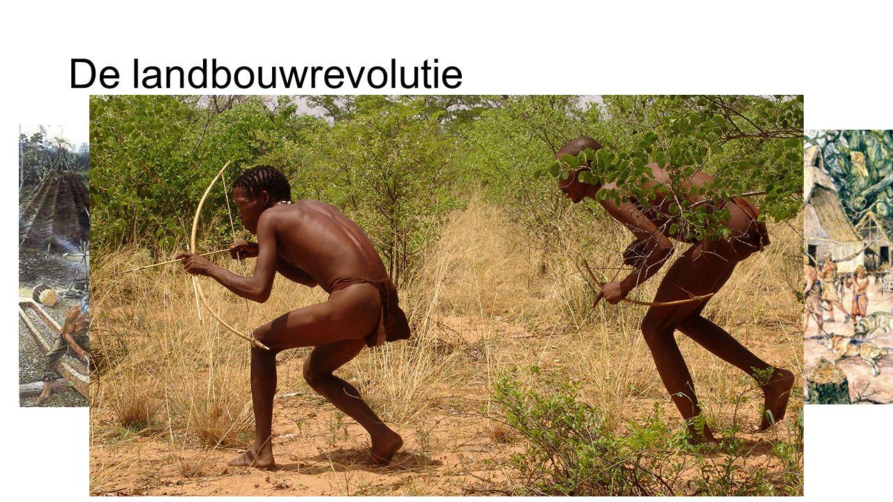 De landbouwrevolutie