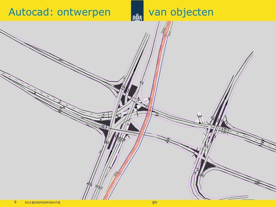 Autocad: ontwerpen van objecten