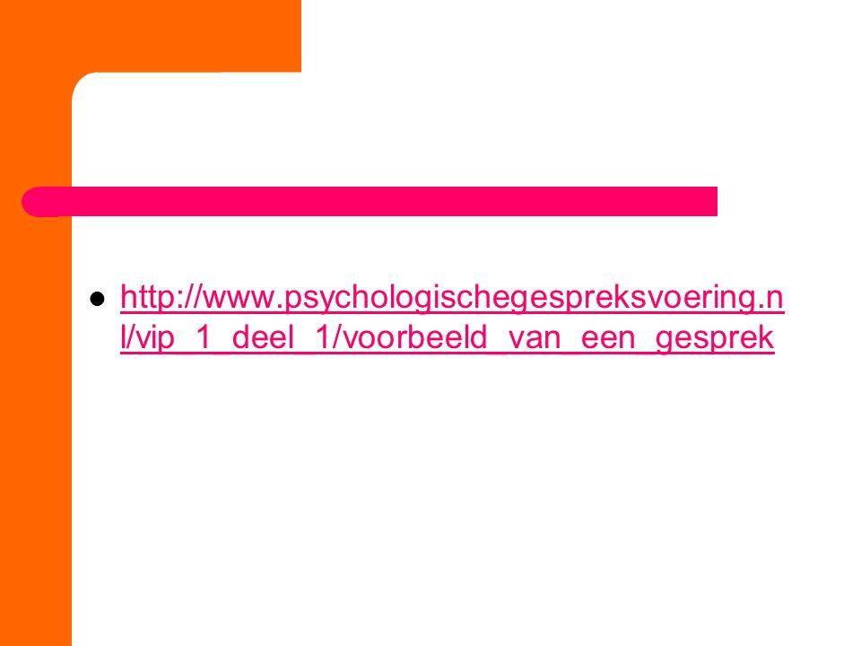 http://www. psychologischegespreksvoering