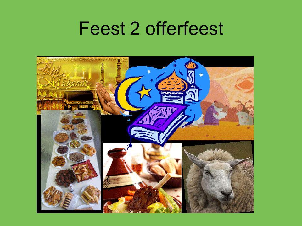 Feest 2 offerfeest