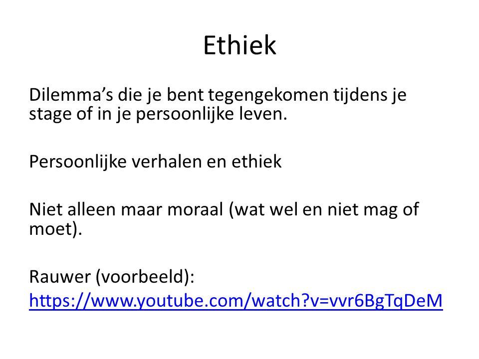 Ethiek