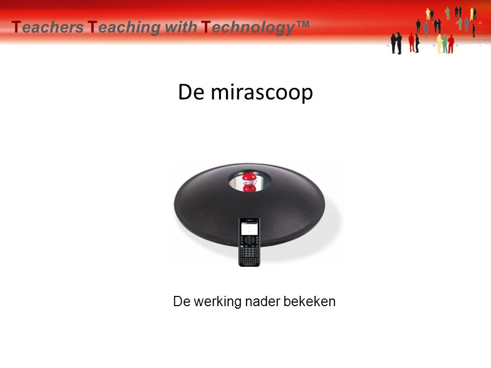 De mirascoop Teachers Teaching with Technology™
