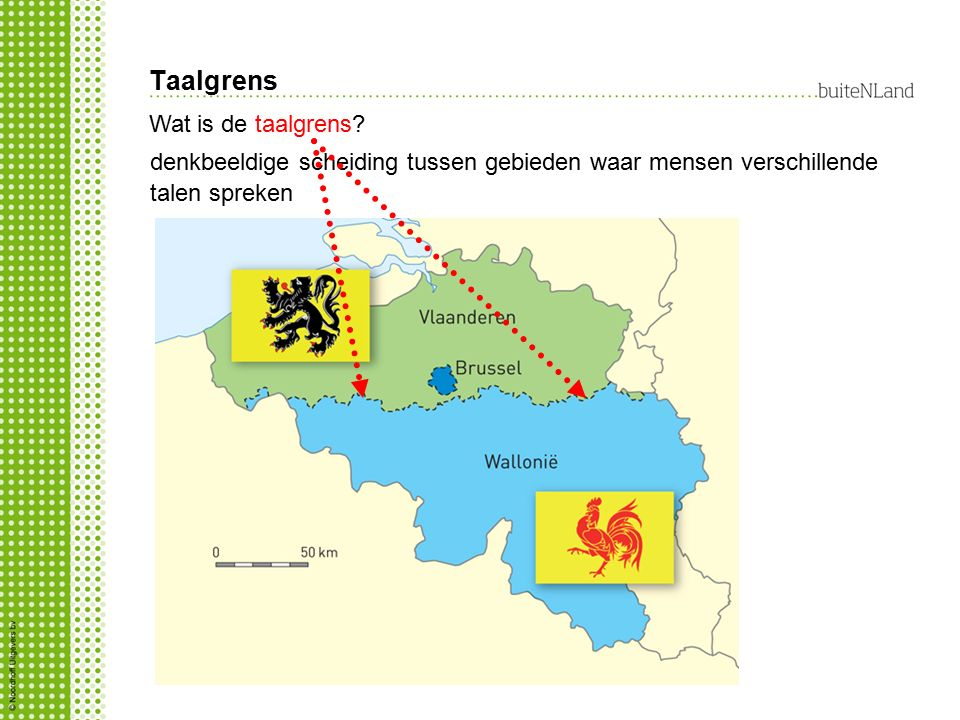 Taalgrens Wat is de taalgrens