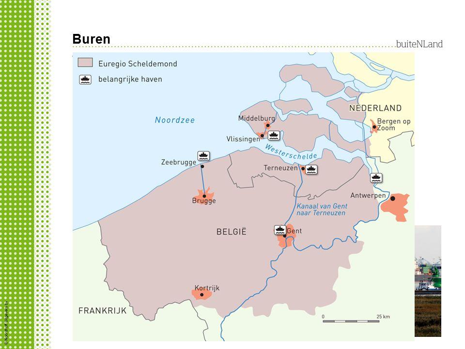 Buren Waarom is het Scheldeverdrag zo belangrijk voor België