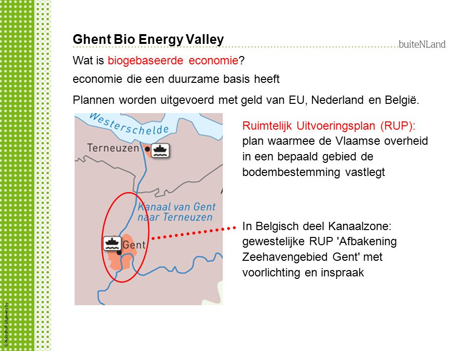 Ghent Bio Energy Valley