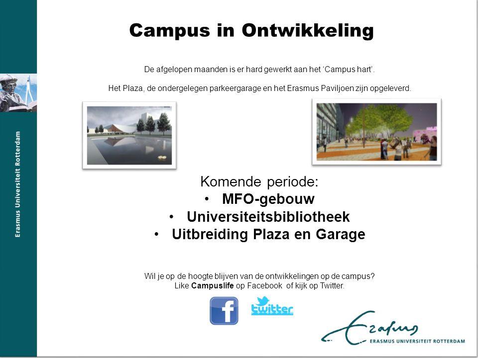Universiteitsbibliotheek Uitbreiding Plaza en Garage
