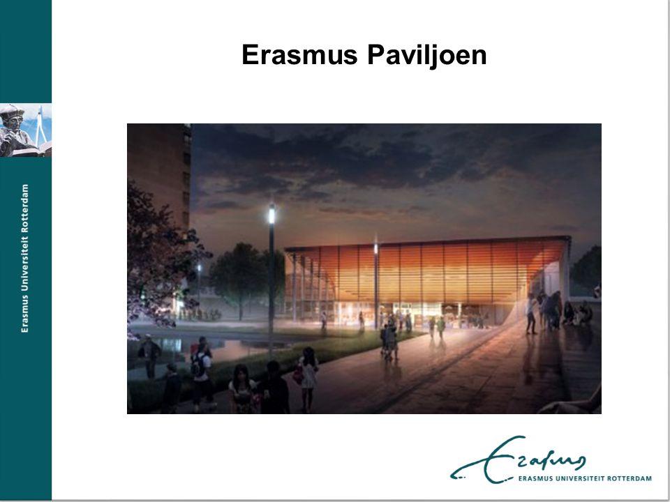 Erasmus Paviljoen Campus Plaza Erasmus Plaza Artist impressi