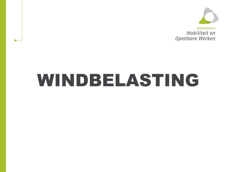 Windbelasting Kan van belang zijn bij :