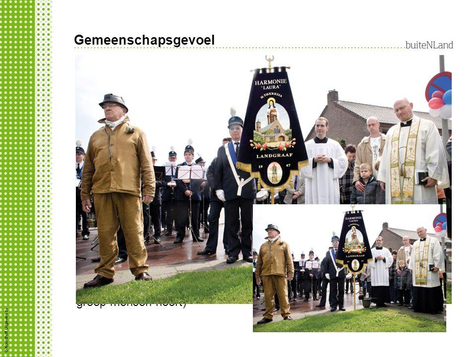 Gemeenschapsgevoel Welke kenmerken heeft West-Nederland