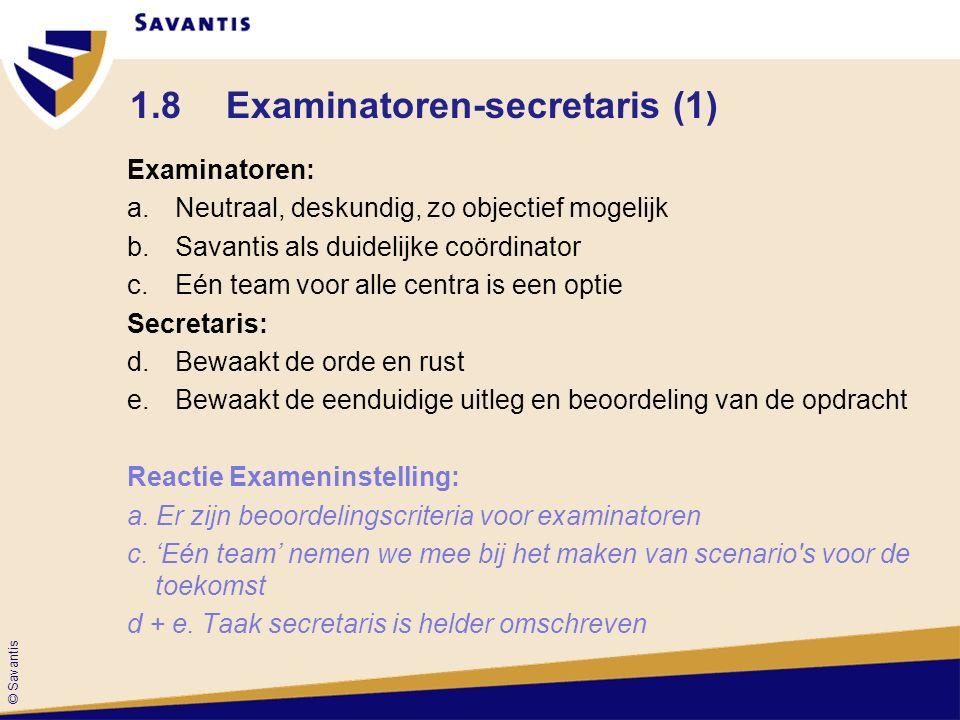 1.8 Examinatoren-secretaris (1)