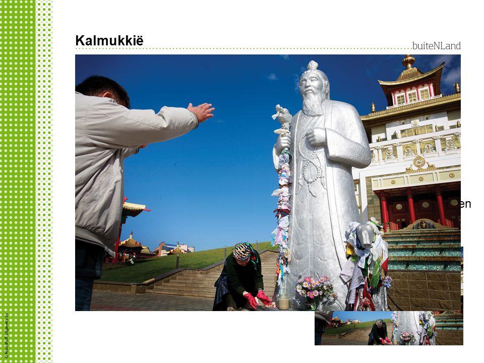 Kalmukkië Kalmukkië Wat is er bijzonder aan deze deelrepubliek