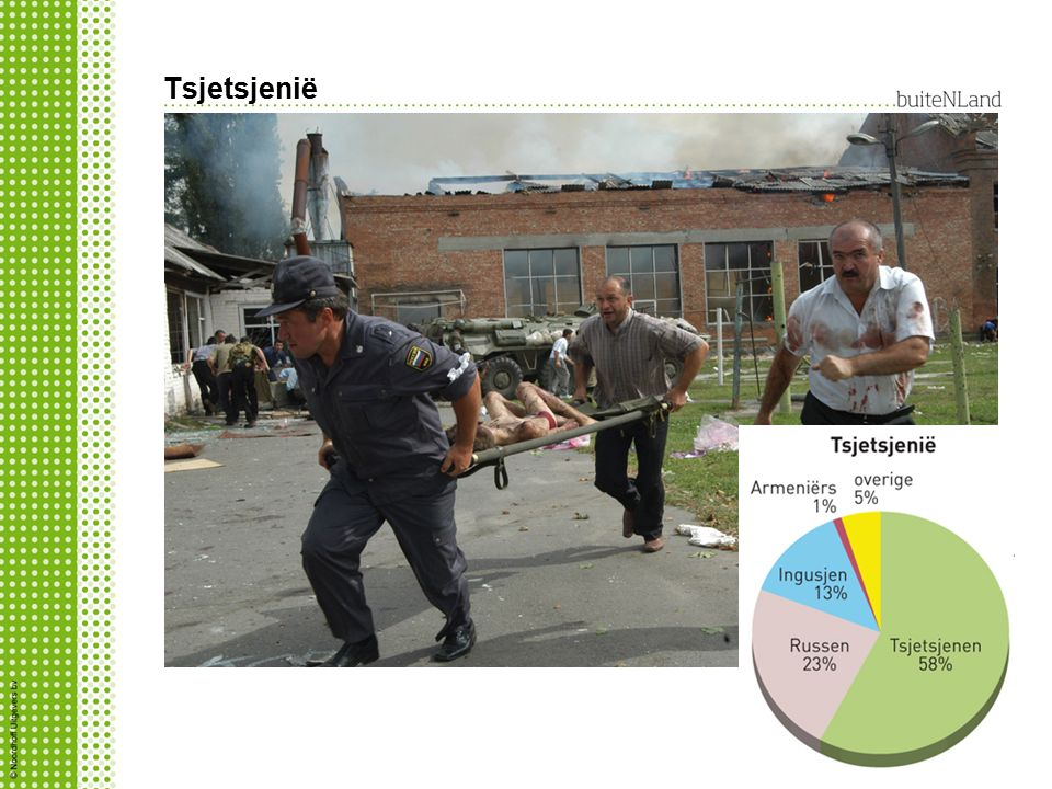Tsjetsjenië Tsjetsjenië Wat is er bijzonder aan deze deelrepubliek