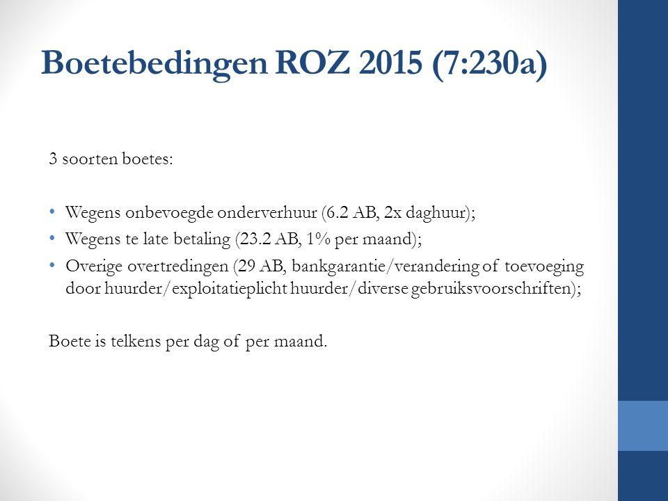 Boetebedingen ROZ 2015 (7:230a)