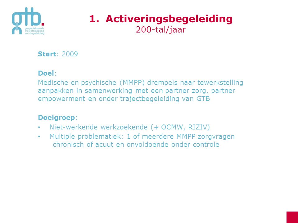 Activeringsbegeleiding