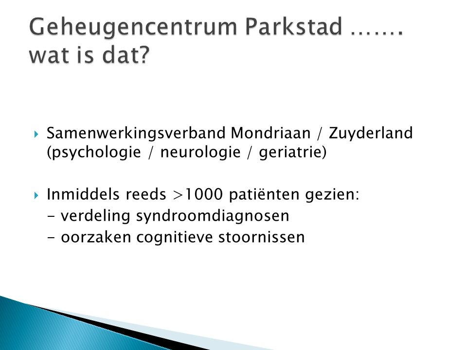 Wenckebach symposium 6 november ppt download