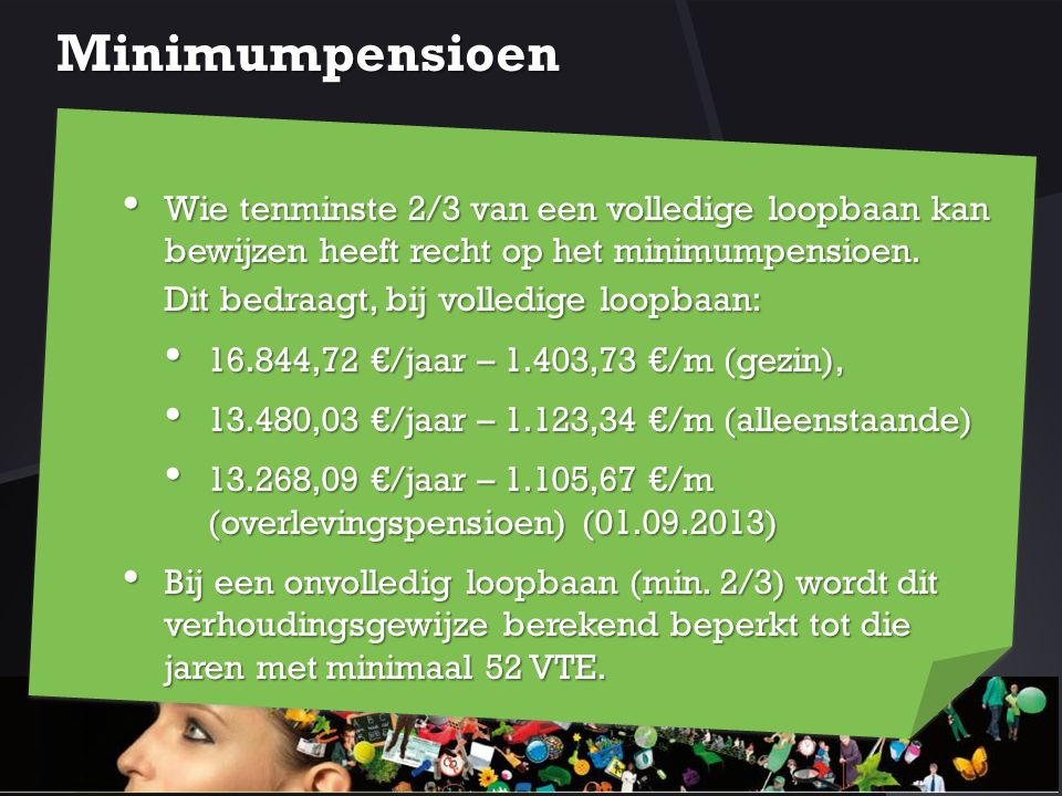 Minimumpensioen