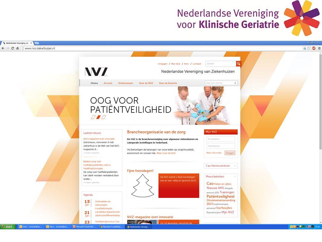 NVZ www.nvz-ziekenhuizen.nl