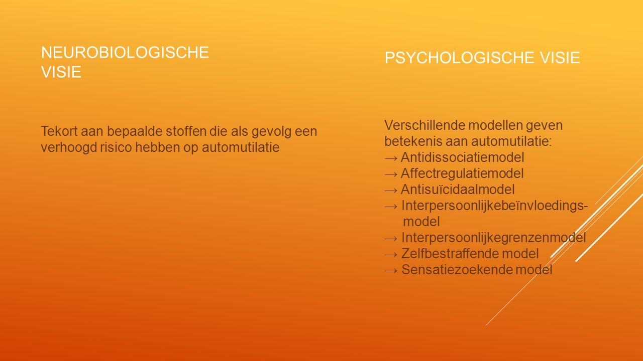 Neurobiologische visie