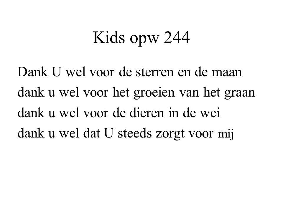 Kids opw 244