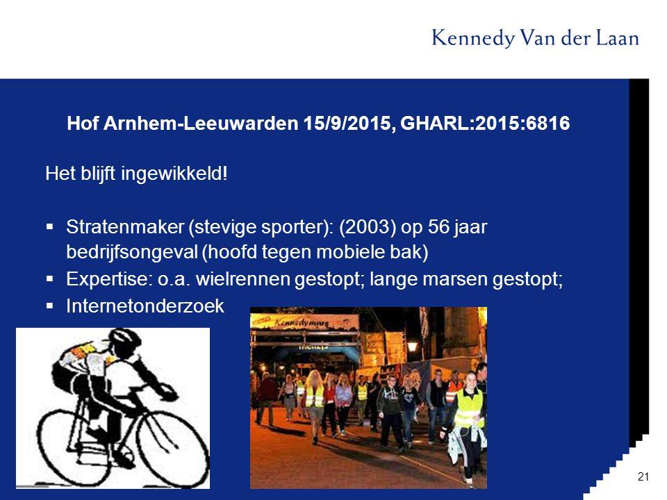 Hof Arnhem-Leeuwarden 15/9/2015, GHARL:2015:6816