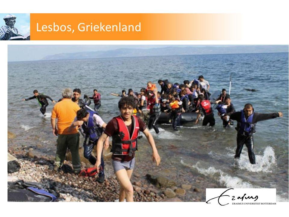 Lesbos, Griekenland